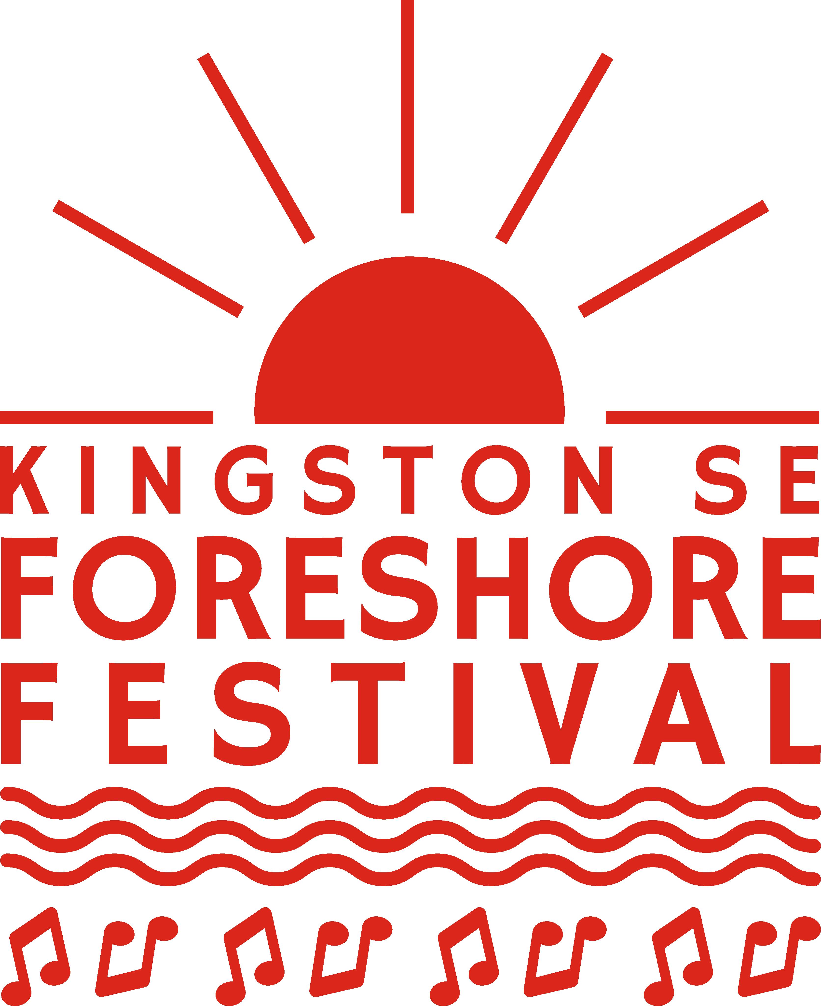 Kingston SE Foreshore Festival Logo_Red_