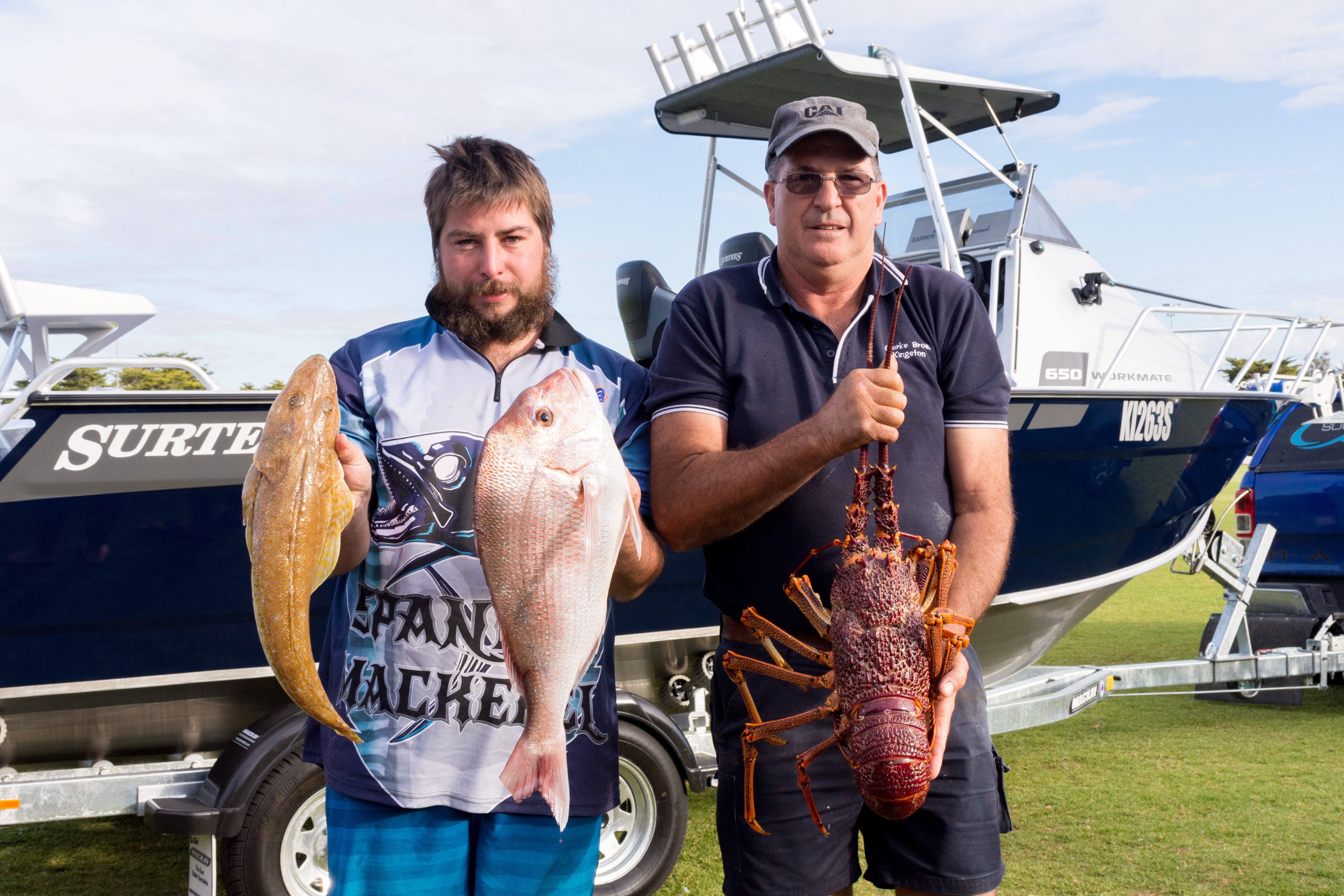 Kingston Offshore Fishing Comp
