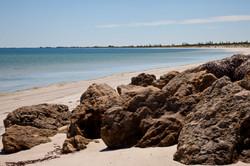 Enjoy a walk along Lacepede Bay