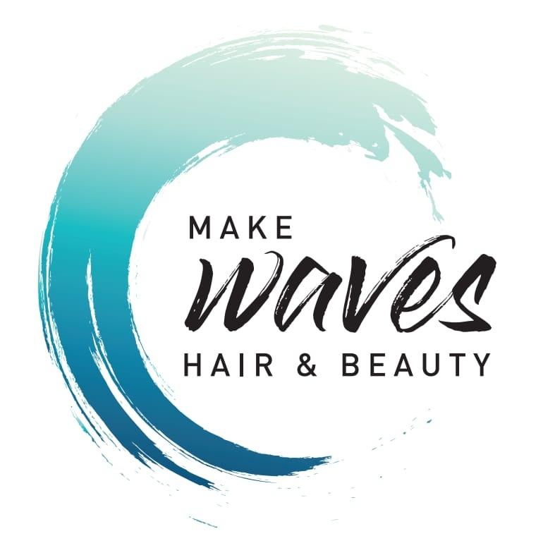 Make Waves Hair & Beauty Logo