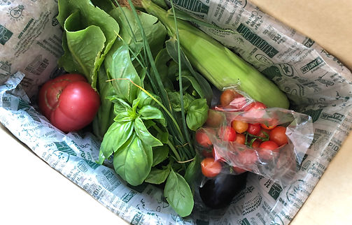 Local Limestone Coast vegetables delivered to your door