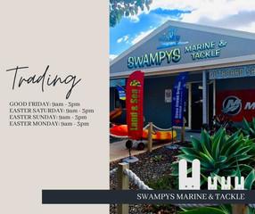 Swampys Marine & Tackle