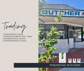 Pinkertons Butchery