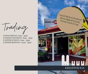Kingston IGA