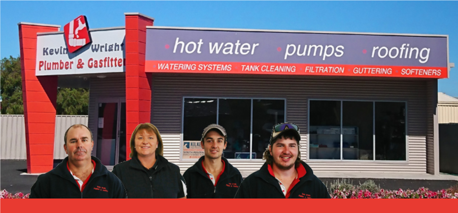 Welcome to Kevin Wright Plumber
