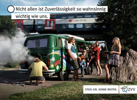 ZVV, advertising photography
