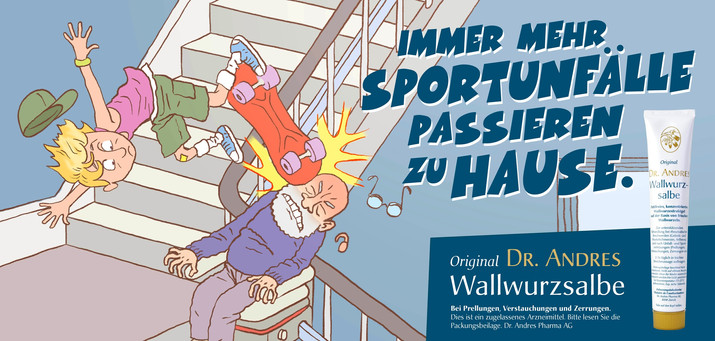 WallwurzSalbe, tap image to see campaign and enlarge