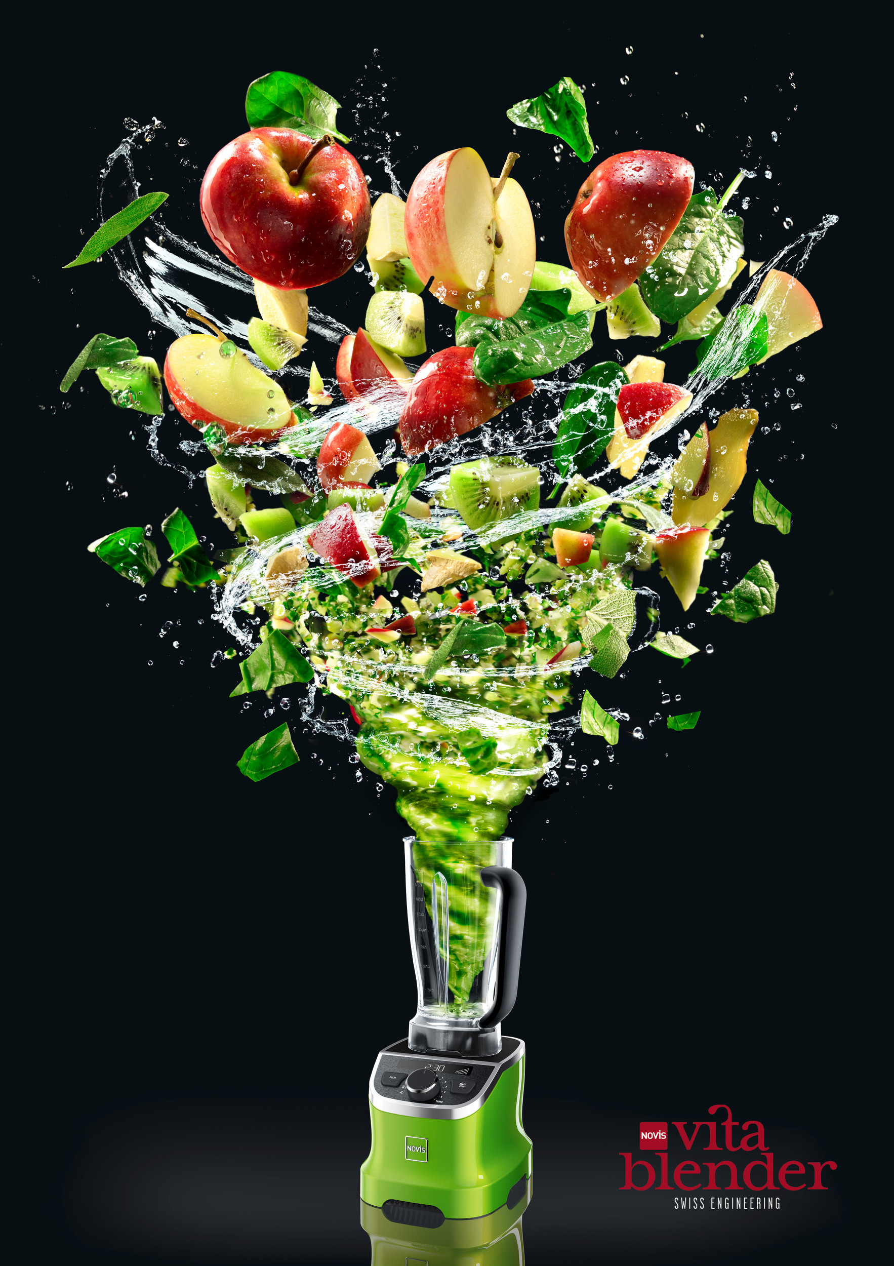 Vita Blender Green Smoothie.JPG