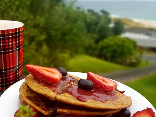 New Zealand Summer's Breakfast
