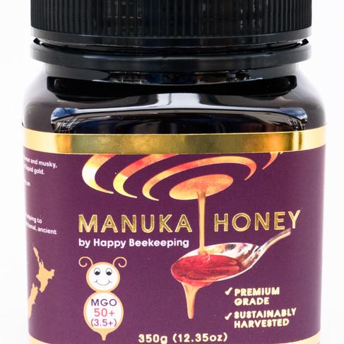Produktvorstellung: Manukahonig von Happy Beekeping LTD