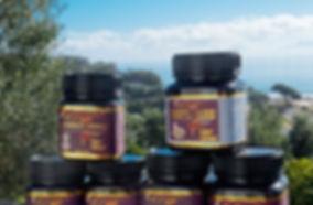 Premium NZ Manuka honey mgo umf rating