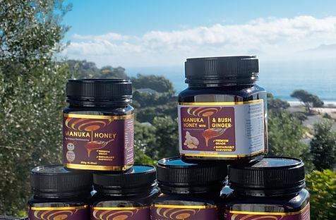 nz manuka honey, mgo and umf honey