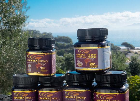 Active Manuka Honey, UMF14+, MGO400+, medicinal, helps with chemotherapy, healthy guts,  super food, nz Manuka Honey