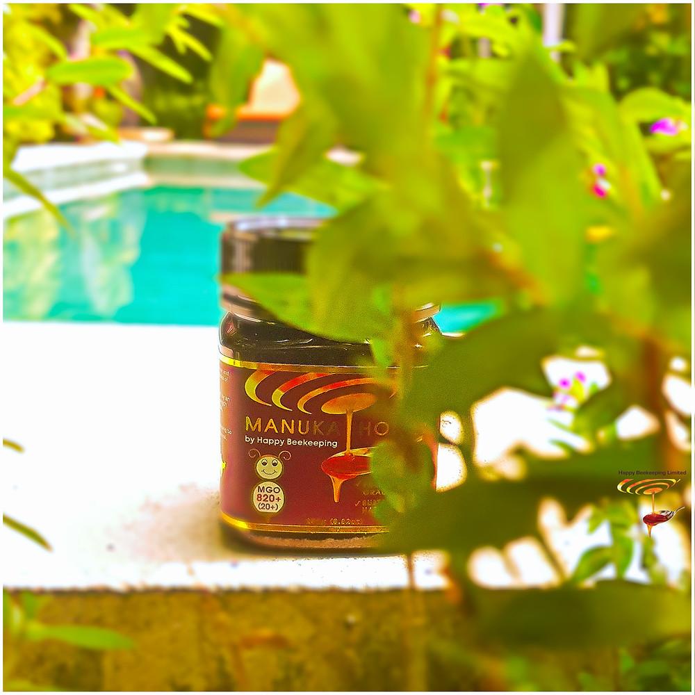 Happy Beekeeping Manuka honey