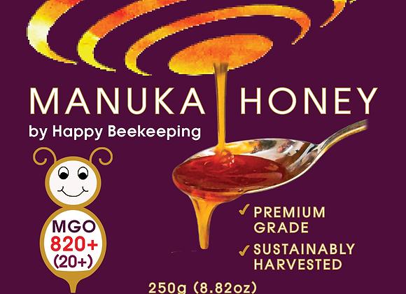 Active Manuka Honey, UMF20+, MGO800+, medicinal, helps with chemotherapy, healthy guts,  super food,Manuka Honey $145.00Price