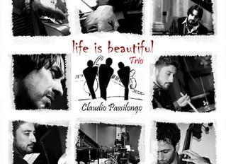 Clapo Music e CP-TRIO presentano Life is Beautiful! In uscita il 28 ottobre in tutti i digital store