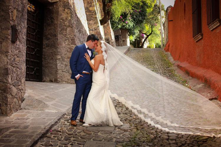Callejones San Miguel de Allende Novios