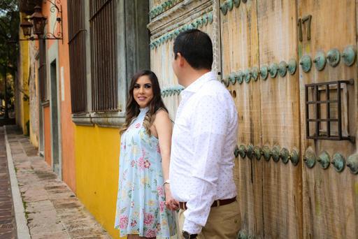Save the date photo session San Miguel de Allende Euguin S M