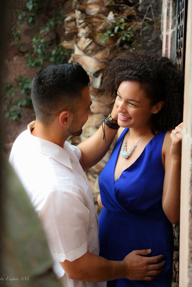 save the date couples engagement photography san miguel