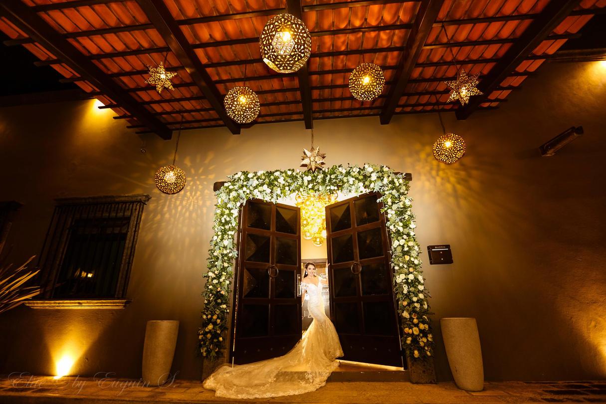Wedding at La Hacienda de San Miguel