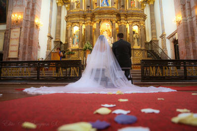Templo de Las Monjas San Miguel de Allende Professional Photography by Euguin S M