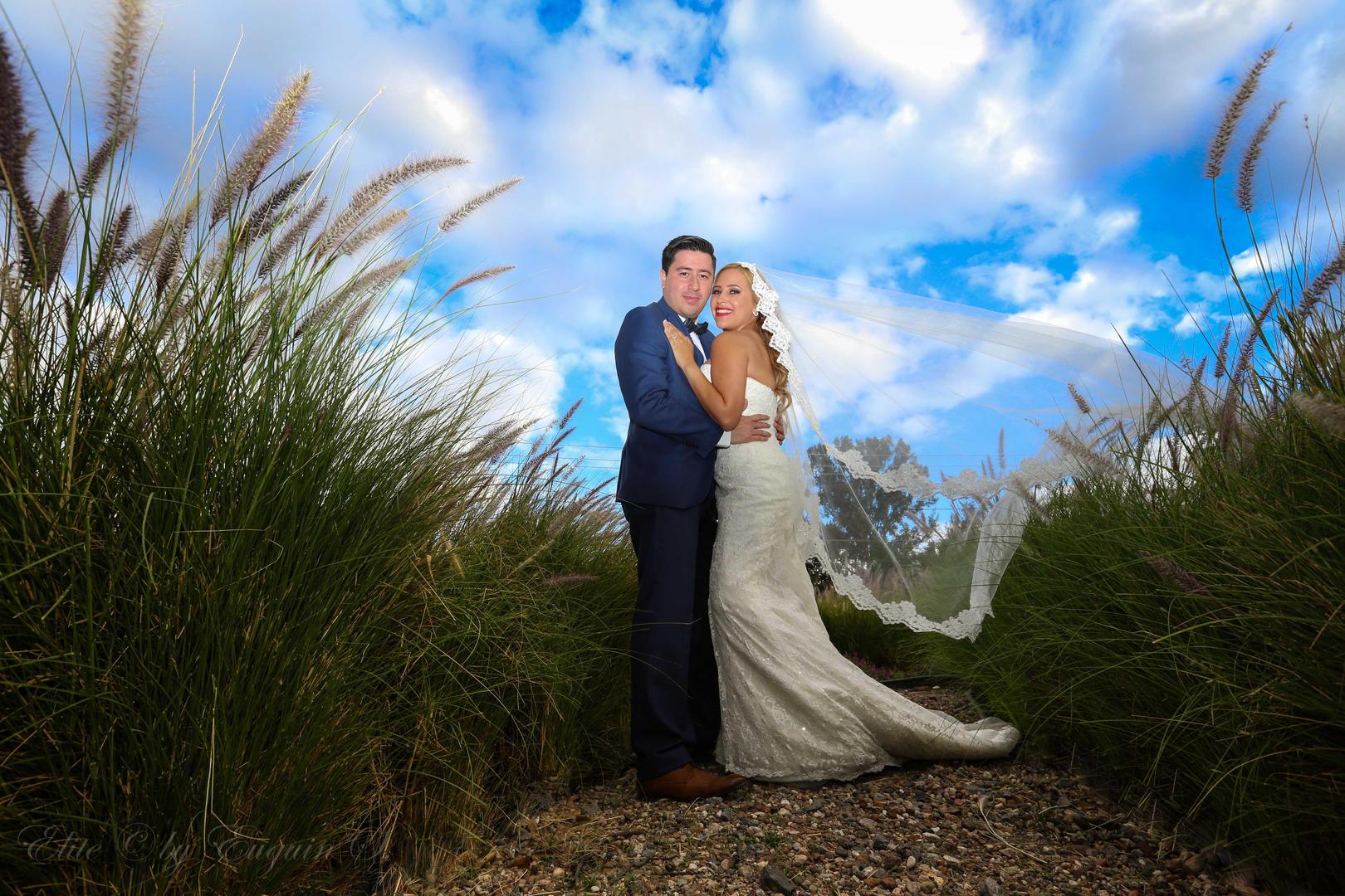 at Real de Minas wedding photos
