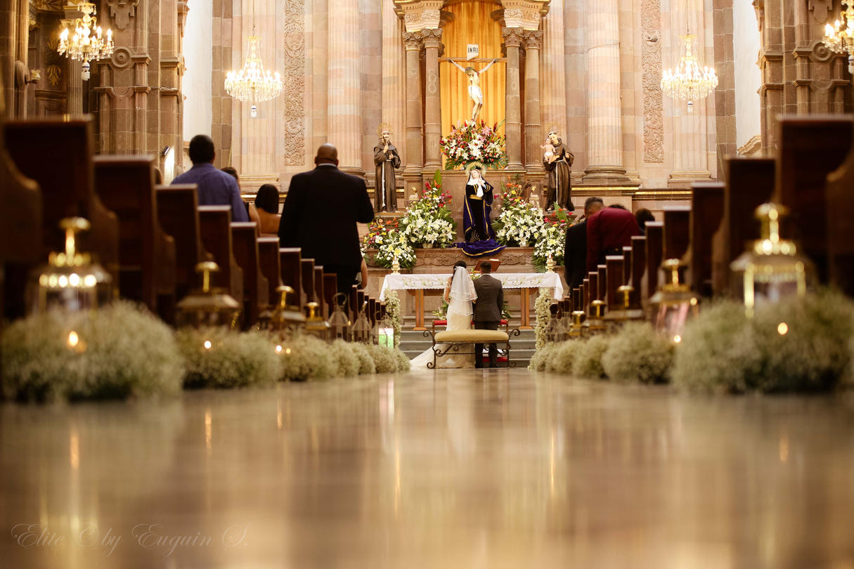 Iglesia San Francisco San Miguel de Allende Bodas