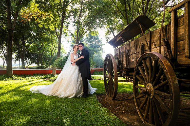 Real de Minas wedding photos