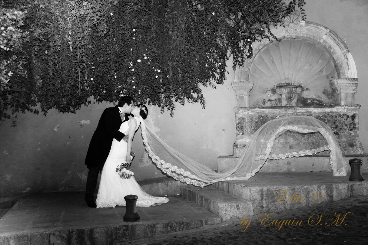 Wedding photo Cuadrante San Miguel de Allende