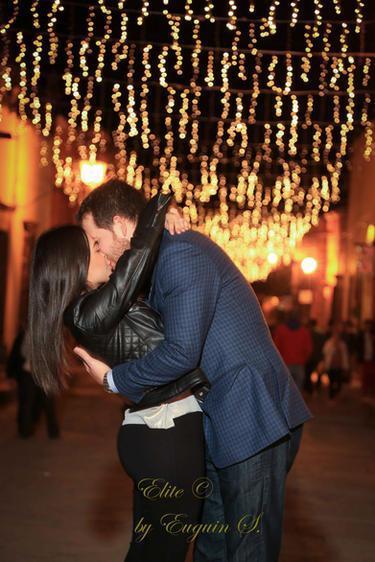 Engagement session couple San Miguel de Allende