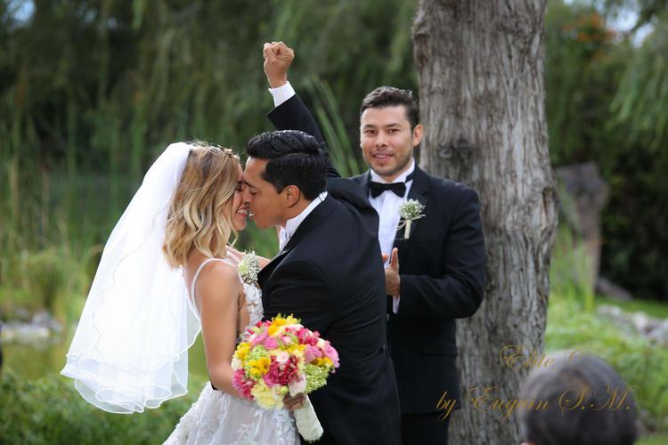 Garden wedding san miguel de allende