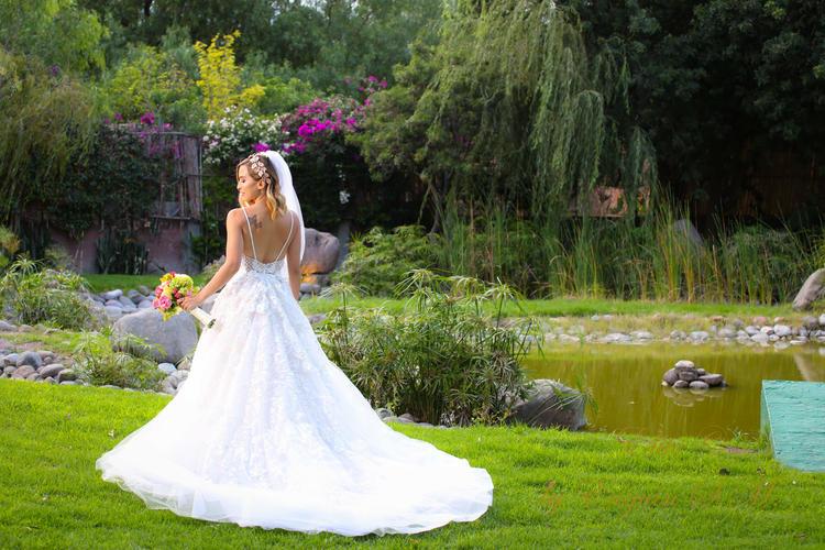 Boda en jardin garden wedding at wedding venue Real de Minas San Miguel de Allende
