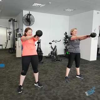 How working out with a friend can help you!
