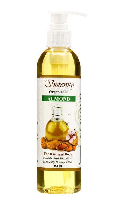 SERENITY ALMOND OIL
