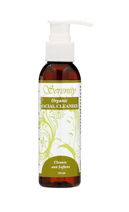 SERENITY FACIAL CLEANSER