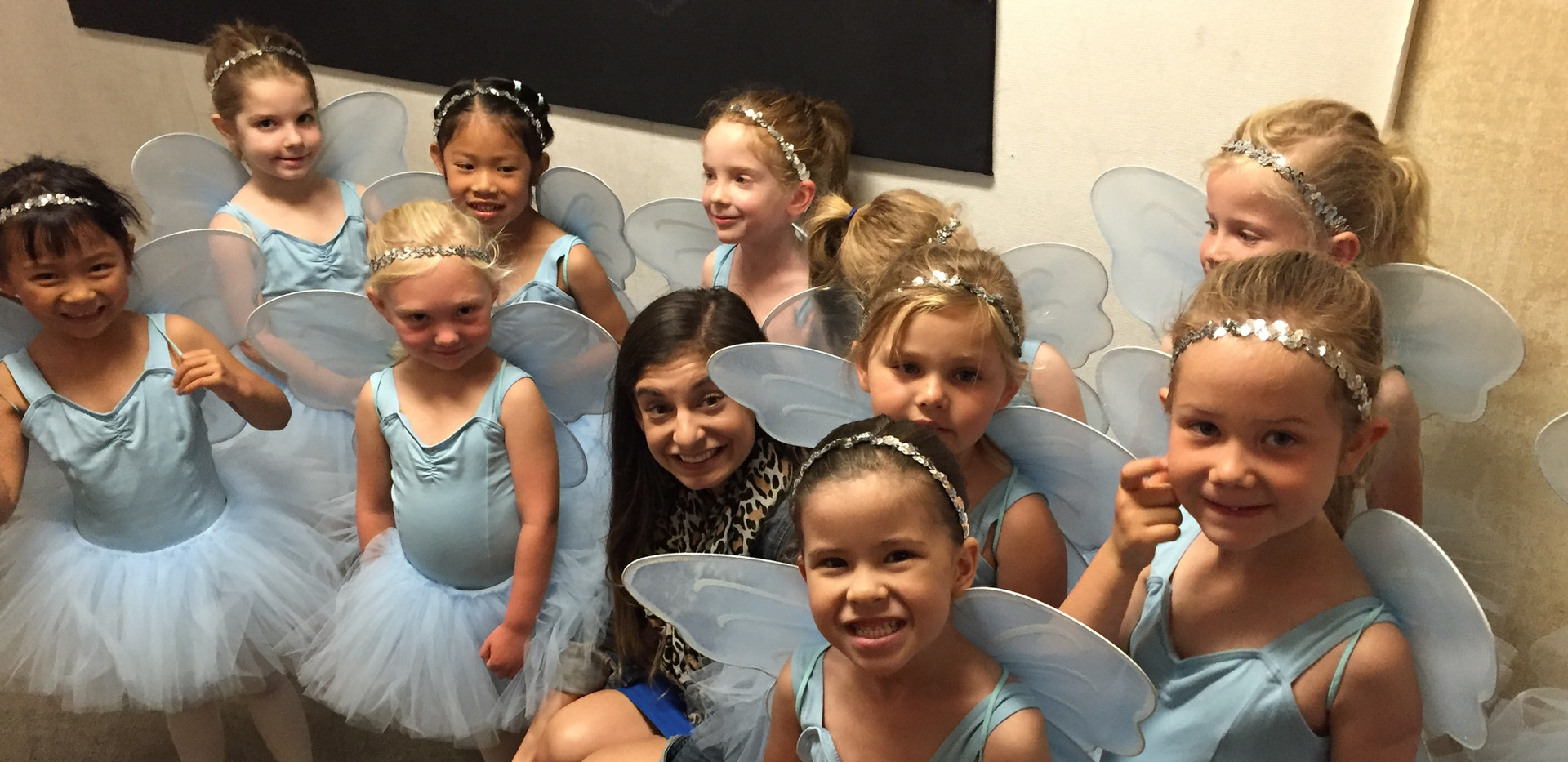 Backstage Fairies