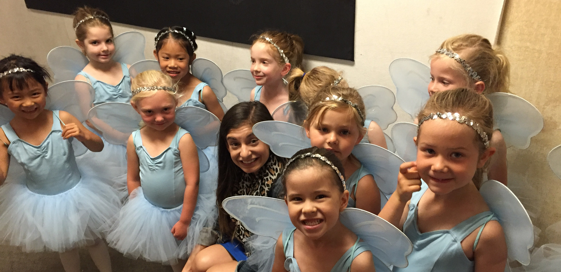 Backstage Fairies