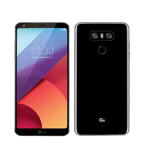 LG H872 32GB G6 - Black