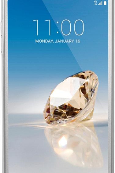 LG M210T 16GB Aristo Silver