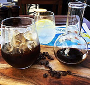 Hot day, Cold drip chilled single origin