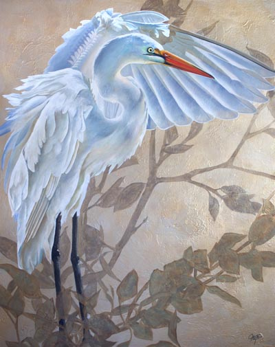 """""""Lustrus Egret"""""""
