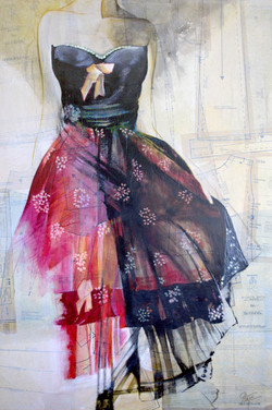 "Dress Pattern #5 - ""Party Dress"""