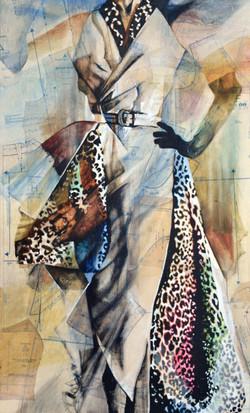 "Dress Pattern #10 - ""Savannah"""