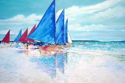 """""""Blue Sails"""""""