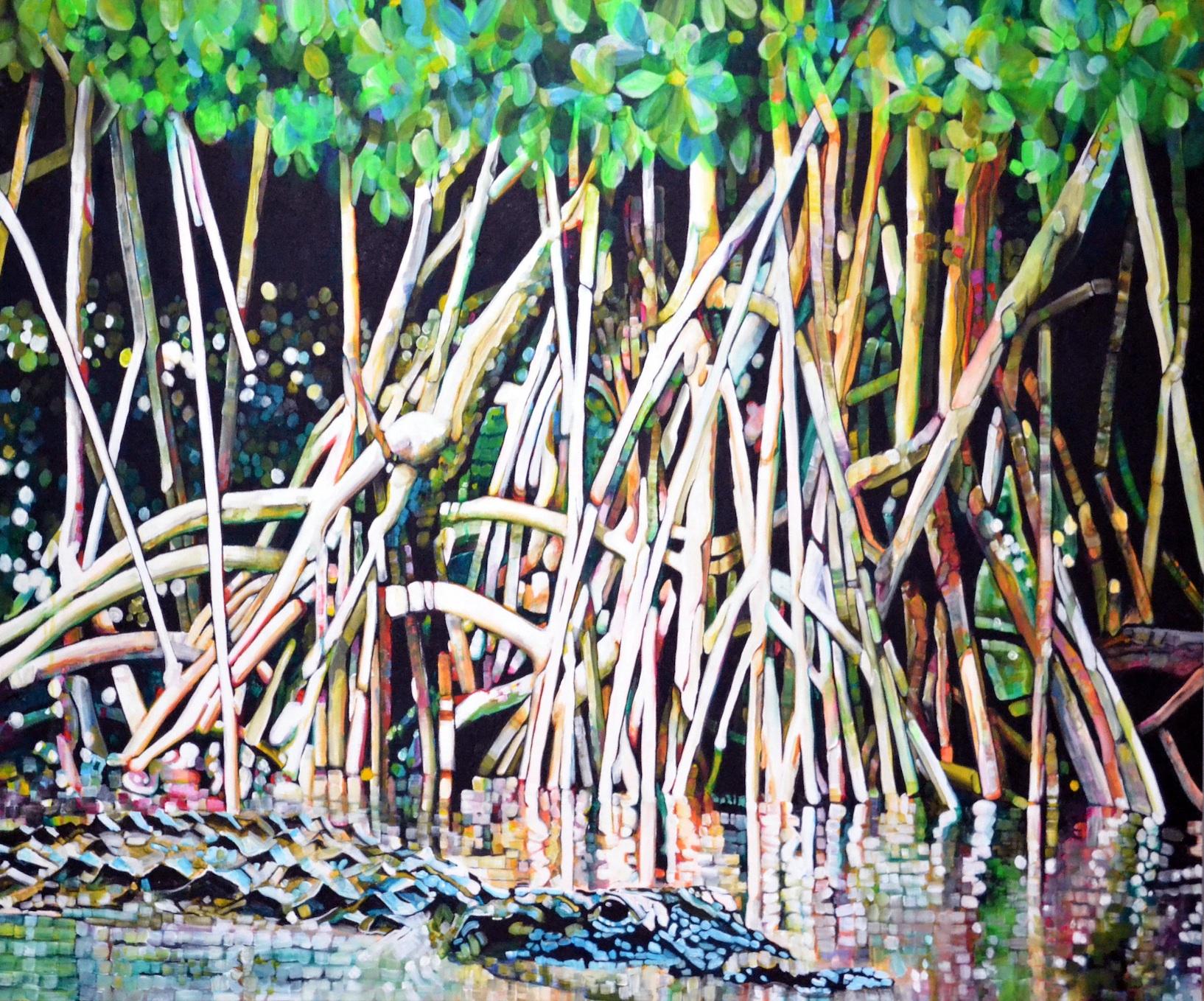 """""""Mangrove Gator"""""""