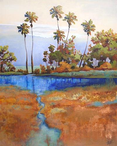 """Marsh Landscape"""