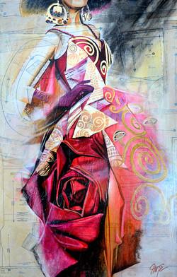 Dress Pattern-Motif.lr