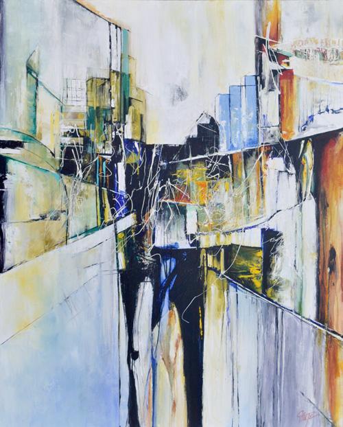 """Downtown Graffiti"""