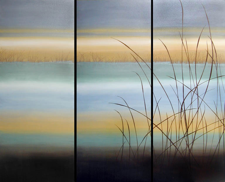 """Tarpon Point Triptych"""