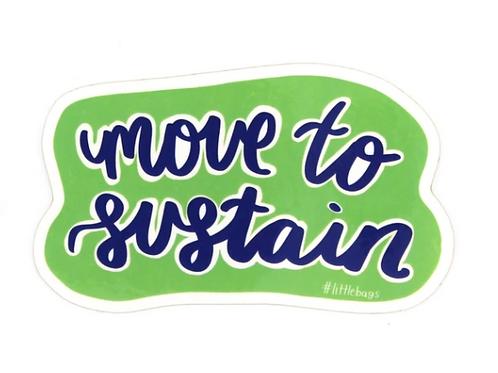 move to sustain